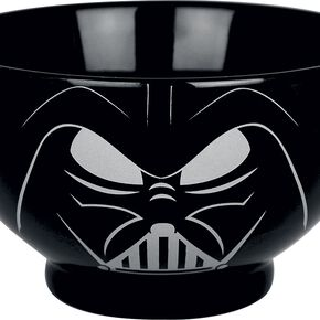 Star Wars Dark Vador Bol céréales noir/blanc