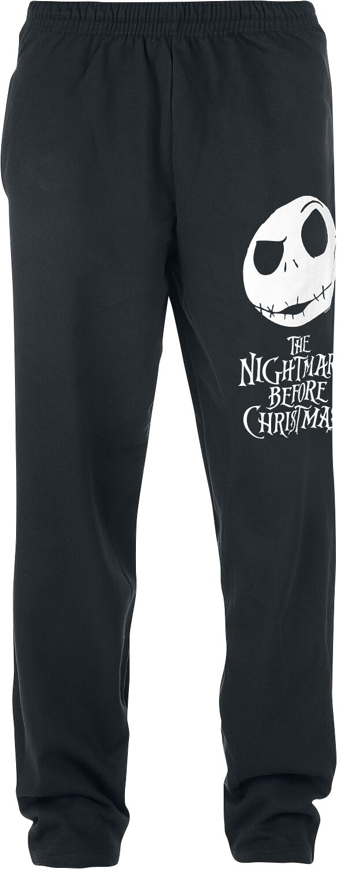 Image of   The Nightmare Before Christmas Jack Træningsbukser sort