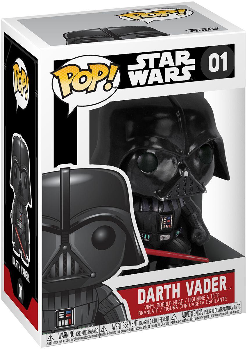 Image of   Star Wars Darth Vader Vinyl Bobble-Head 01 Samlefigur Standard