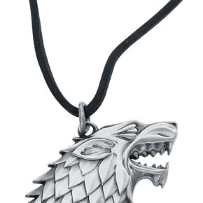 Game Of Thrones Maison Stark Pendentif Standard