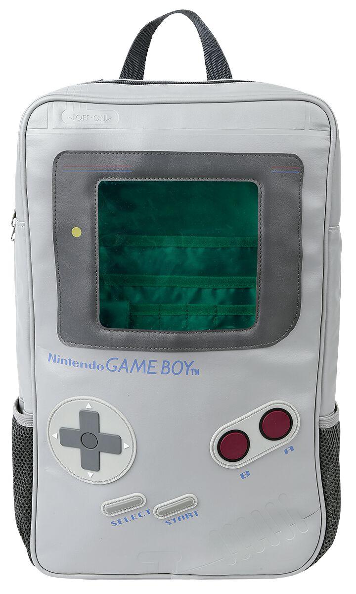 Rucksaecke für Frauen - Nintendo Game Boy Rucksack grau  - Onlineshop EMP