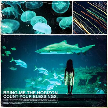 Image of   Bring Me The Horizon Count your blessings CD standard