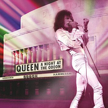 Image of   Queen A night at the Odeon - Hammersmith 1975 CD standard