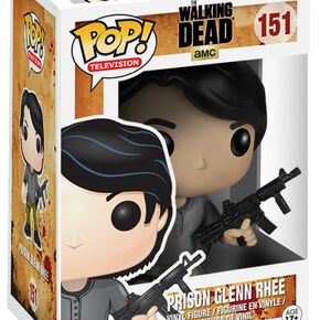 Figurine Pop! Prison Glenn The Walking Dead