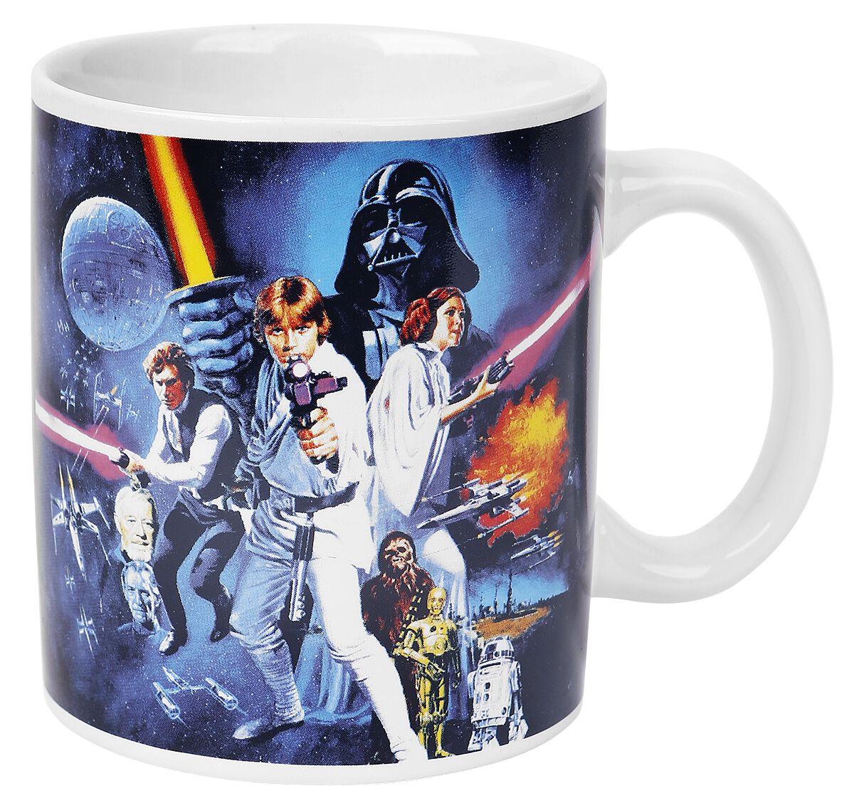 Image of   Star Wars A New Hope Krus hvid