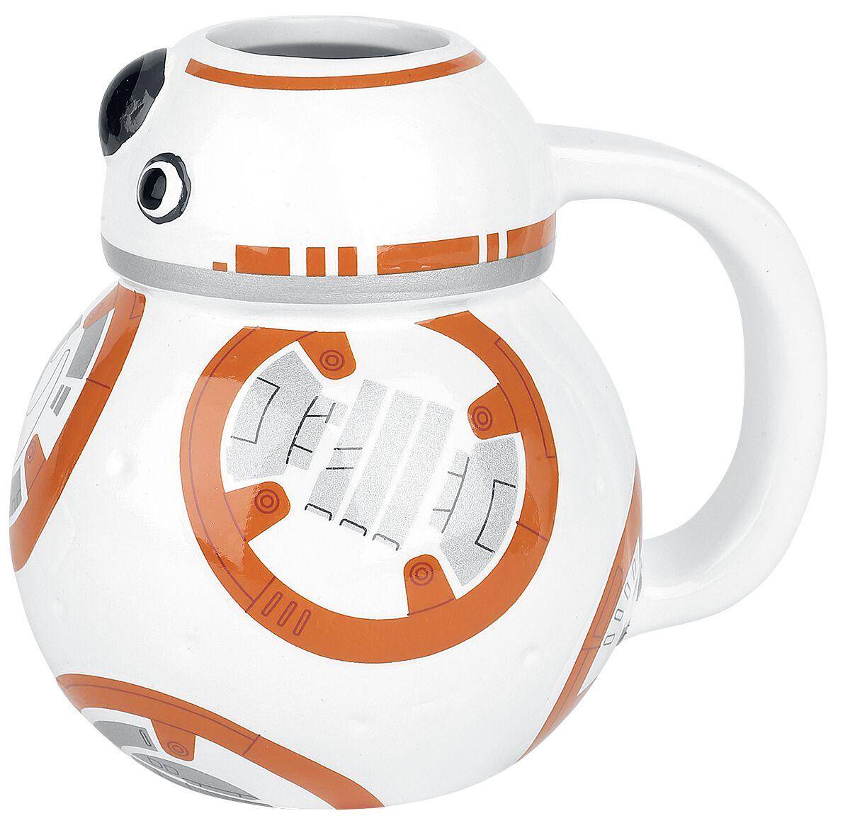 Image of   Star Wars BB-8 - 3D Krus multifarvet
