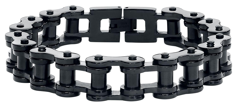 Image of   Wildcat Black Biker Chain Armbånd Standard