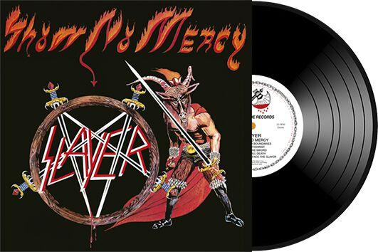 Image of   Slayer Show no mercy LP standard