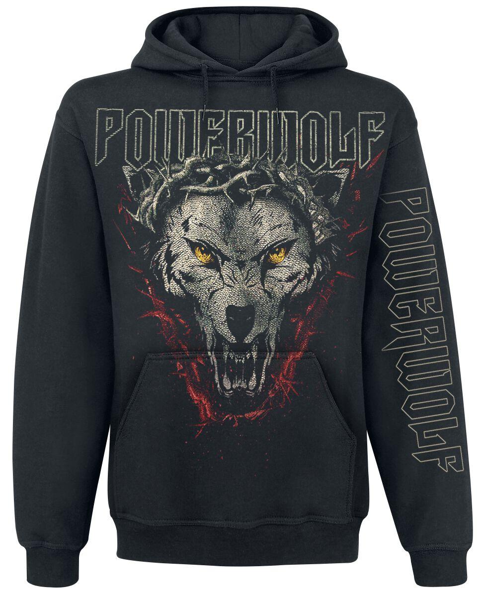Image of   Powerwolf Metal Is Religion Hættetrøje sort