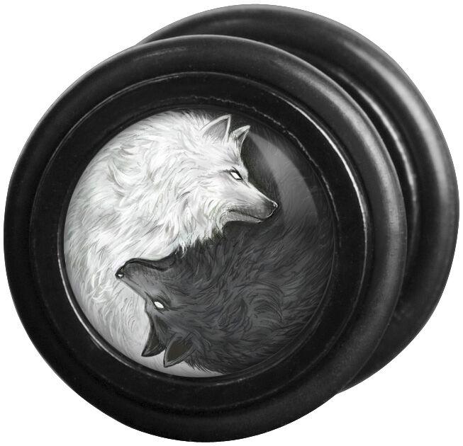 Image of   Wildcat Wolves Pack Fake plug sæt sort