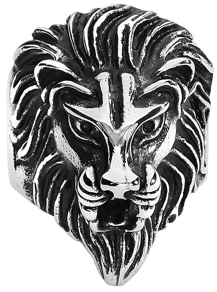 Ringe für Frauen - Wildcat Lion Ring Standard  - Onlineshop EMP