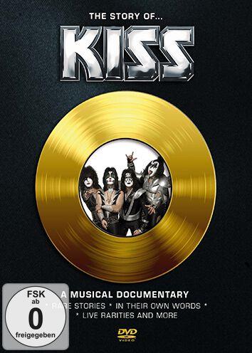 Image of   Kiss Logo Distressed Børnetrøje sort