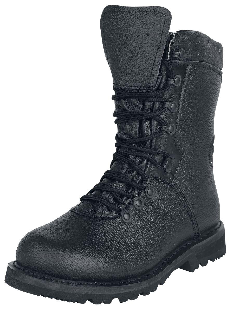 Image of   Brandit BW Combat Boots Støvler sort
