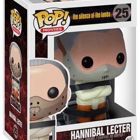 Figurine Pop! Hannibal Lecter Silence des Agneaux