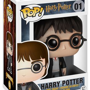 Figurine Pop! Harry Potter