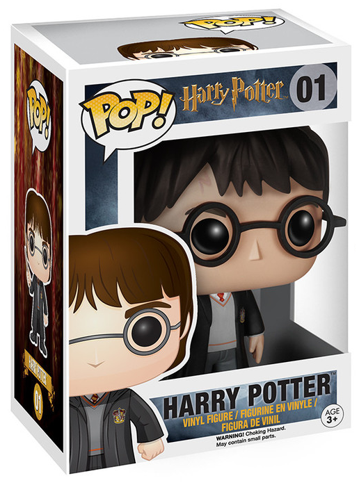 Harry Potter - Harry Potter Vinyl Figure 01 - Collector\'s figure - Standard