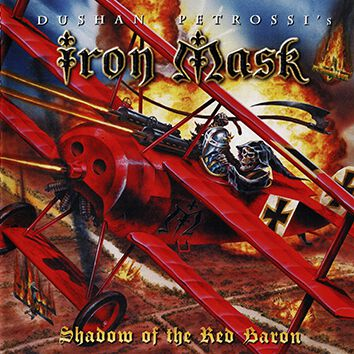 Iron Mask Shadow of the red baron CD multicolor AFM 5622