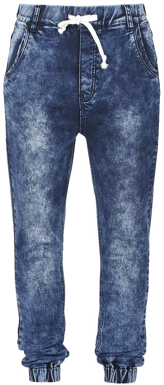 Forplay Jogg Jeans Spodnie dresowe damskie niebieski