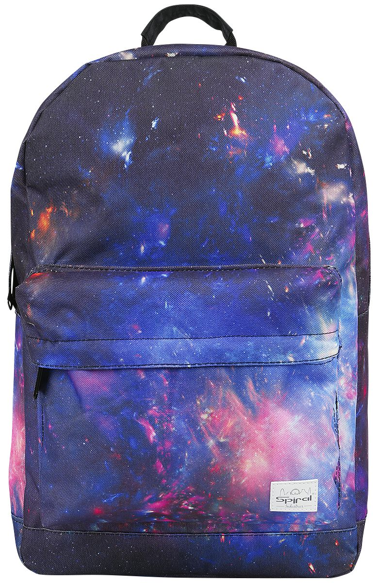 Marki - Torby i Plecaki - Plecak Spiral UK Galaxy XX Plecak wielokolorowy - 325376