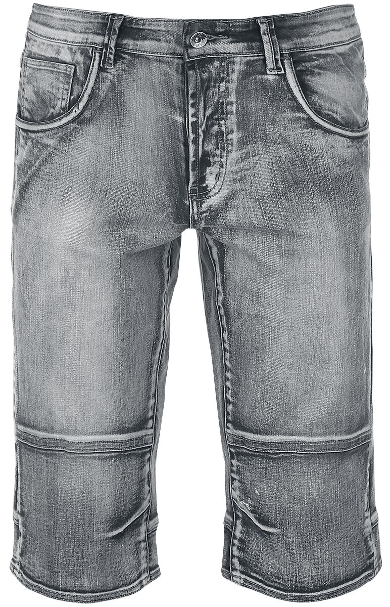 Image of   Forplay Denim Shorts Shorts grå