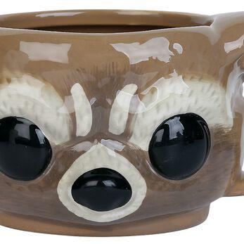 Tasse Pop! Home Marvel Gardiens de la Galaxie Rocket Raccoon