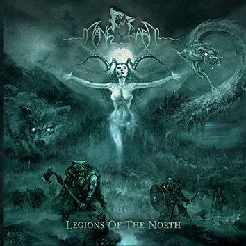 Manegarm Legions of the north CD Standard