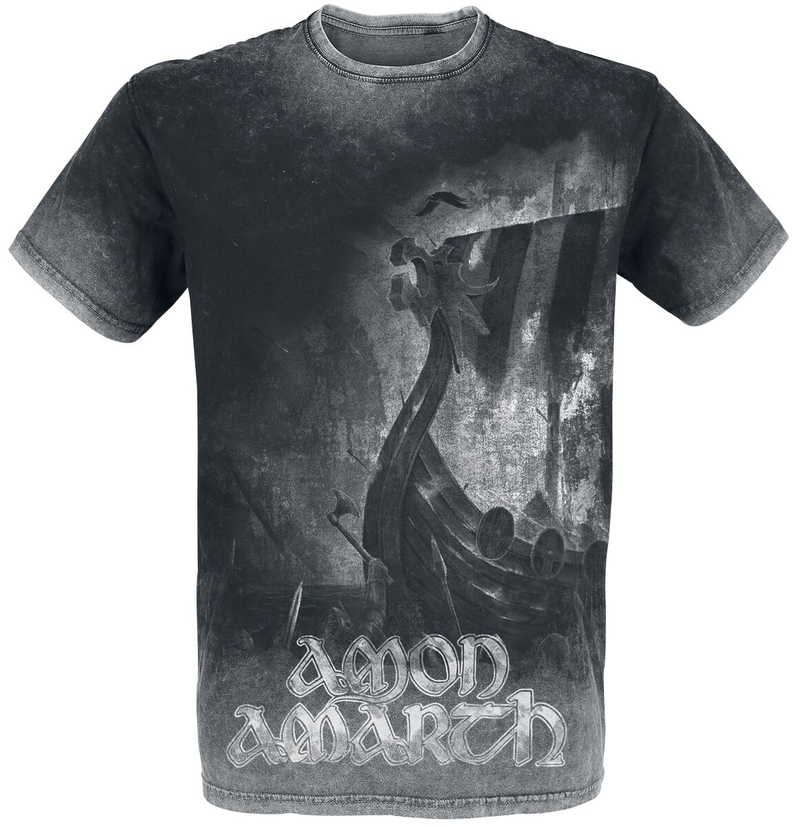 Image of   Amon Amarth One Thousand Burning Arrows T-Shirt koks