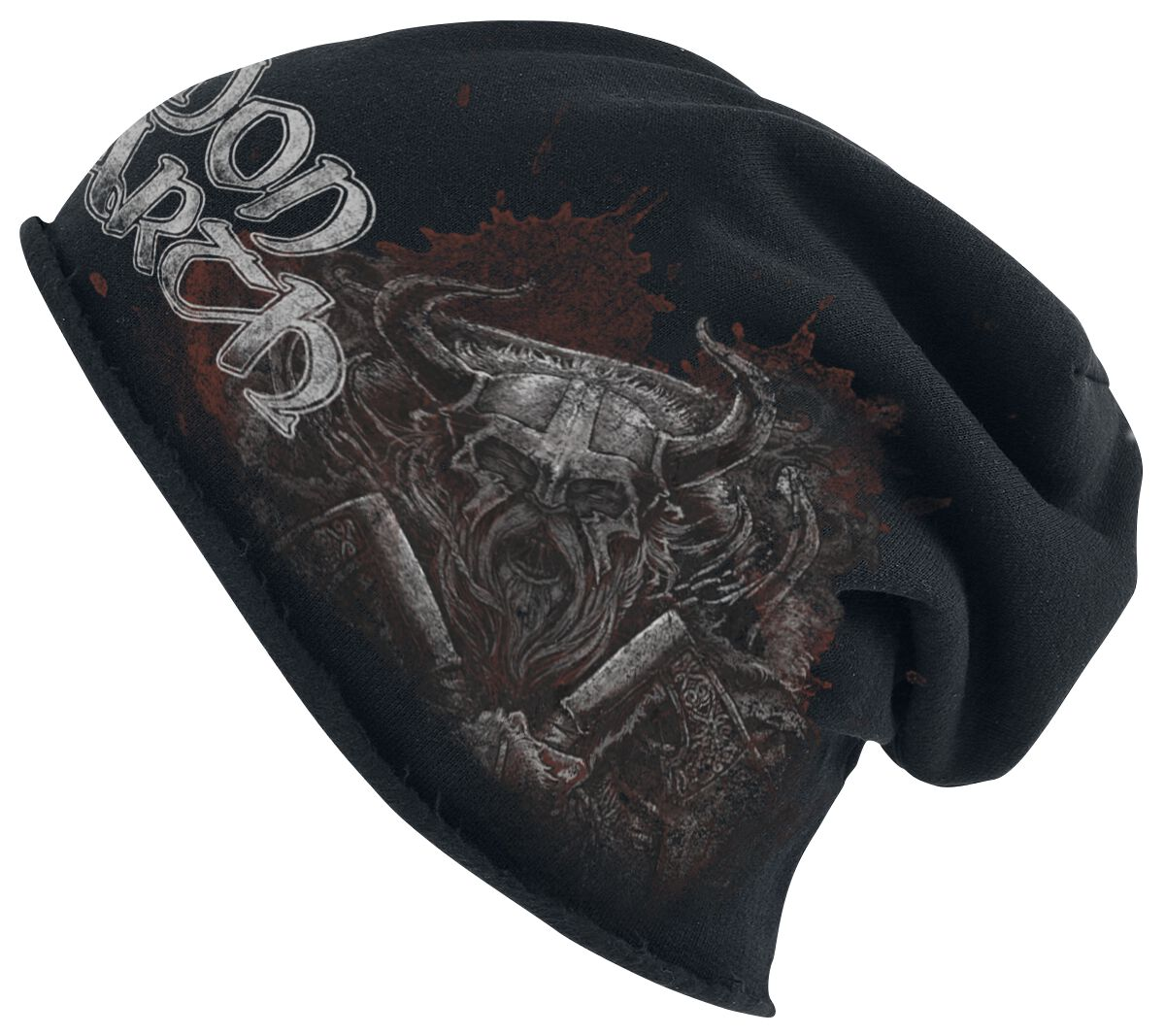 Image of   Amon Amarth Viking Beanie sort