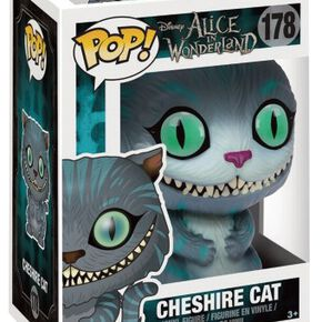 Alice Au Pays Des Merveilles Figurine En Vinyle Le Chat Du Cheshire 178 Figurine de collection Standard