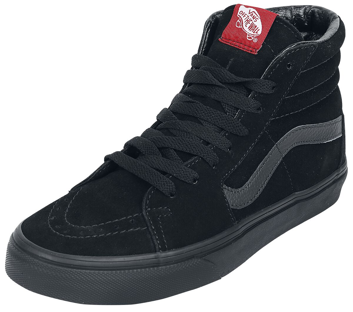 Image of   Vans Sk8-Hi Sneakers sort-sort