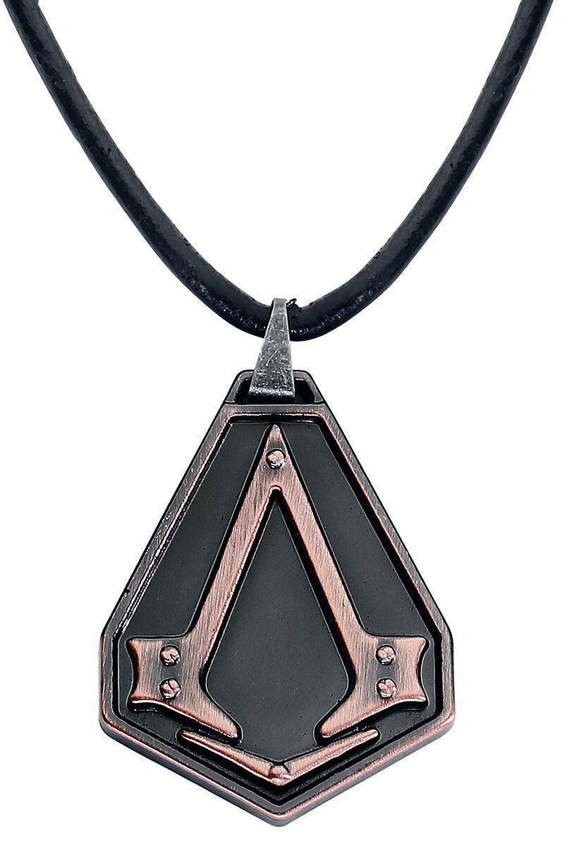 Image of   Assassin's Creed Syndicate - Logo Necklace Halskæde Standard