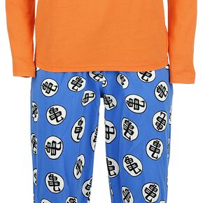 Dragon Ball Z - Kame Pyjama orange/bleu