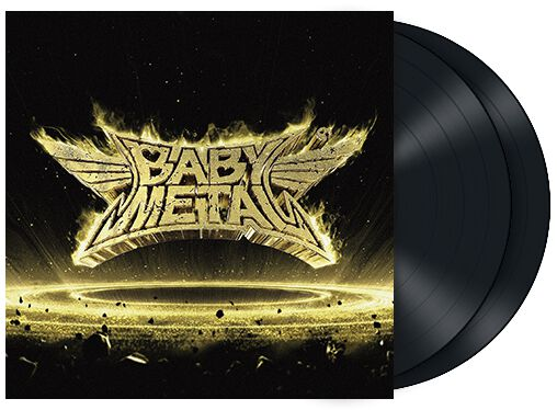 Image of Babymetal Metal resistance 2-LP Standard
