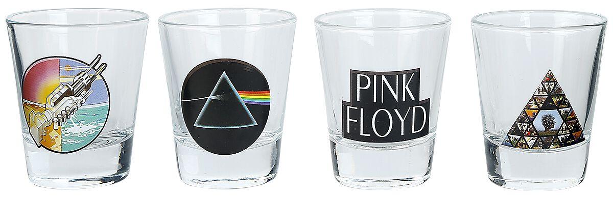 Pink Floyd Mix Schnaps-Glas-Set Standard