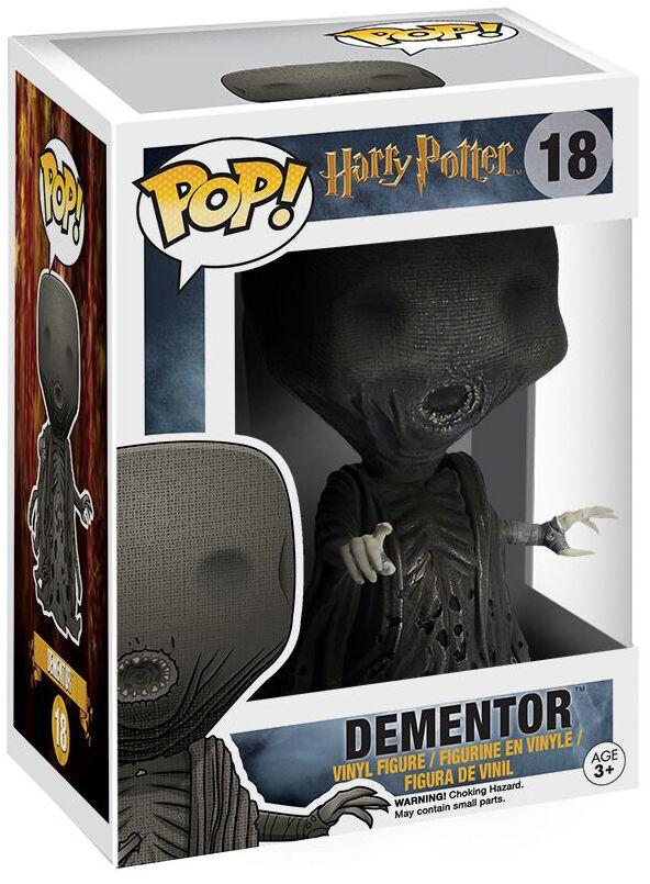 Image of   Harry Potter Dementor Vinyl Figure 18 Samlefigur Standard