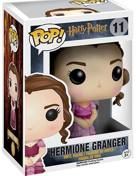Figurine Pop! Hermione Robe Bal de Noël Harry Potter
