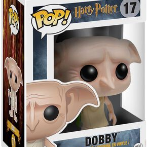 Figurine Pop! Dobby Harry Potter