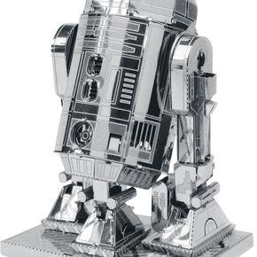 Maquette Métal 3D Star Wars R2 - D2