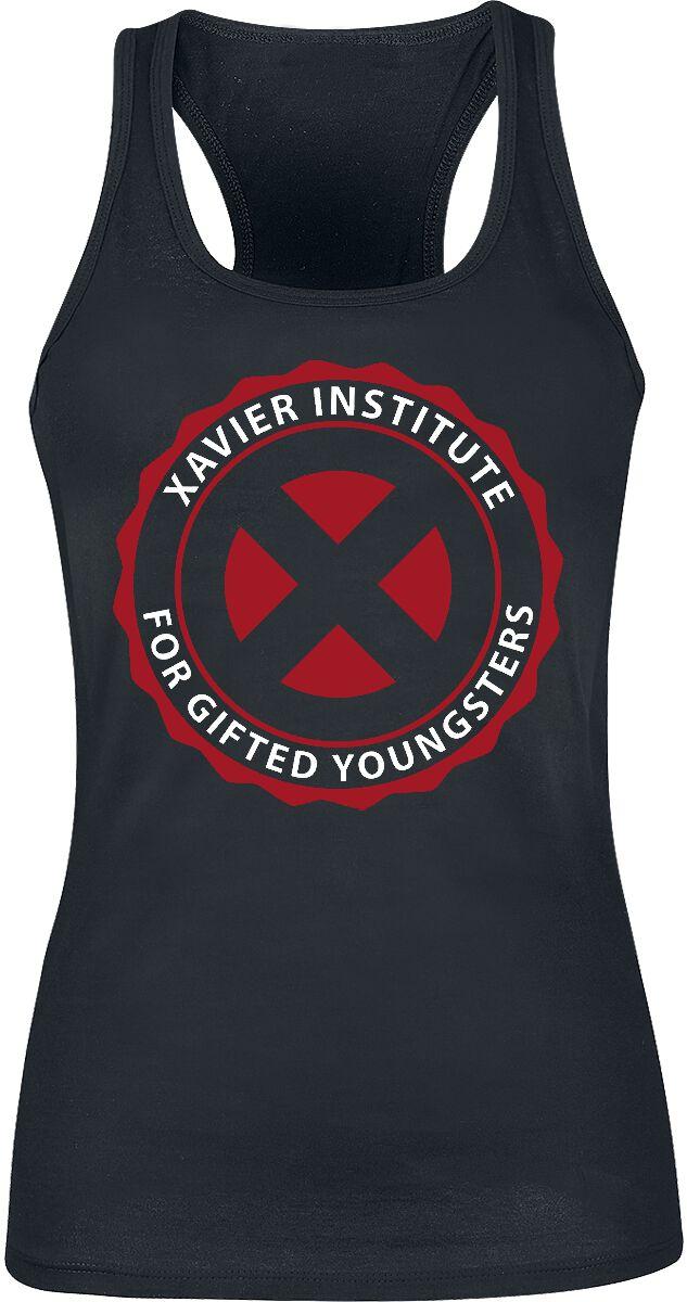 Merch dla Fanów - Topy - Top damski X-Men Xavier Institute Top damski czarny - 328140
