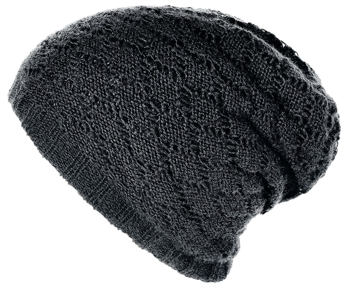 Image of   Black Premium by EMP Beanie Beanie sort