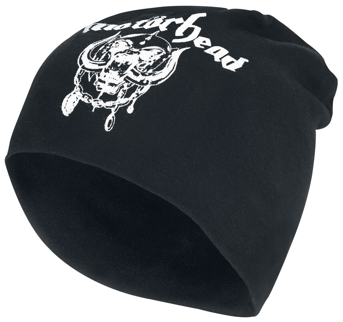 Image of   Motörhead England - Jersey Beanie Beanie sort