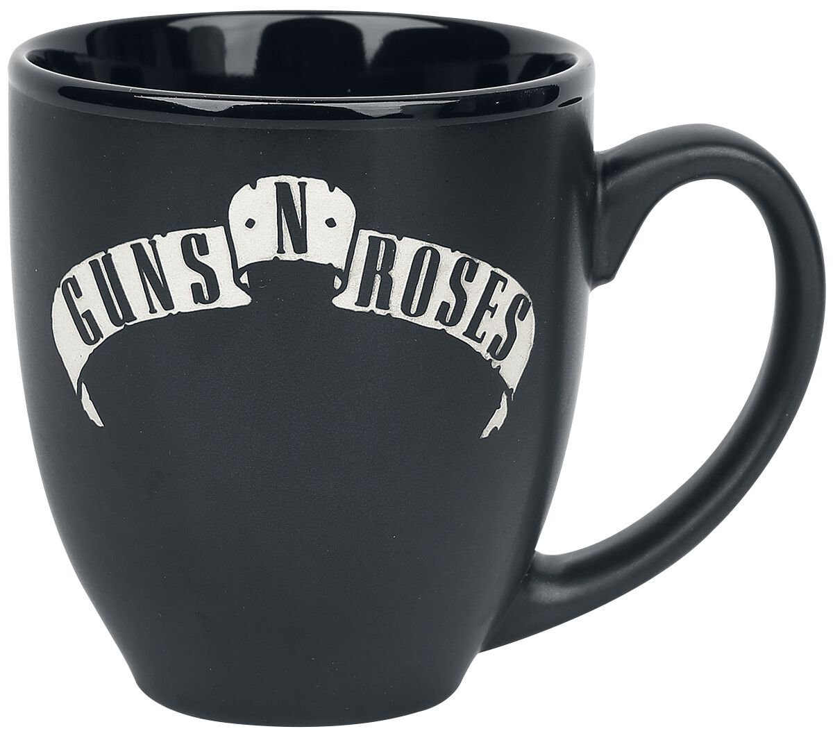Image of   Guns N' Roses Logo Krus matsort