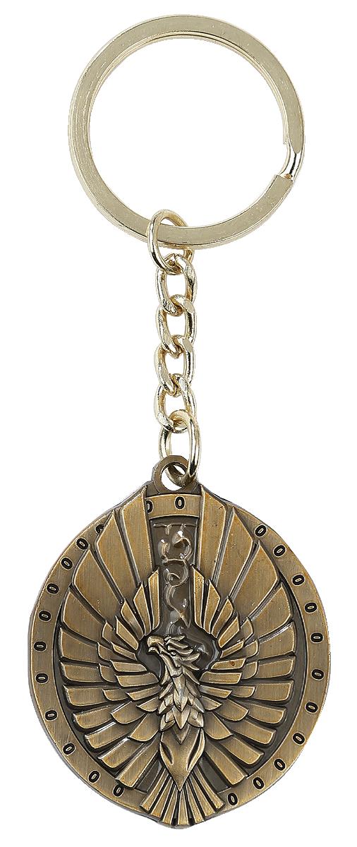 The Elder Scrolls - Aldmeri Dominion - Schlüsselanhänger - goldfarben
