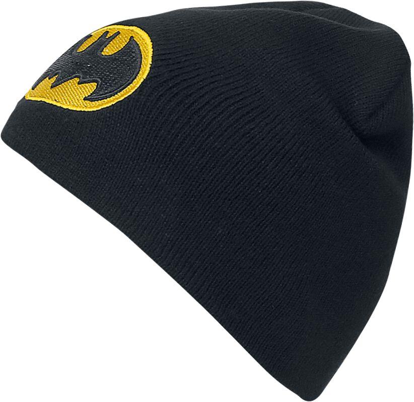 Image of   Batman Classic 3D Logo Beanie sort