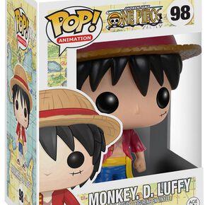 Figurine Pop! Vinyl One Piece Monkey D. Luffy