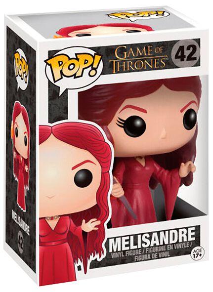 Image of   Game Of Thrones Funko Pop! - Melisandre 42 Samlefigur Standard