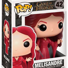 Figurine Pop! Game of Thrones Melisandre