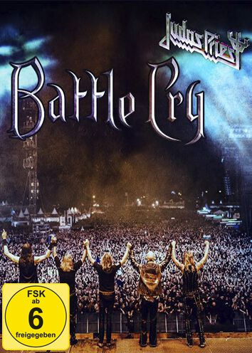 Image of   Judas Priest Battle cry DVD standard
