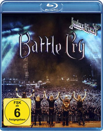 Image of   Judas Priest Battle cry Blu-ray standard