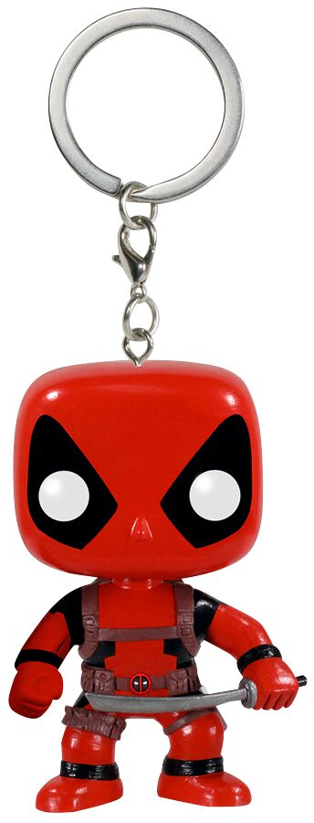 Image of   Deadpool Nøglering Standard